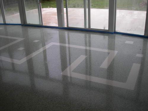 UAC Epoxy Flooring Jefferson City Jefferson City Epoxy Floor - Poured acrylic floor